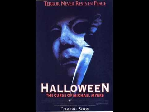 halloween the movie theme song the movie scared me to