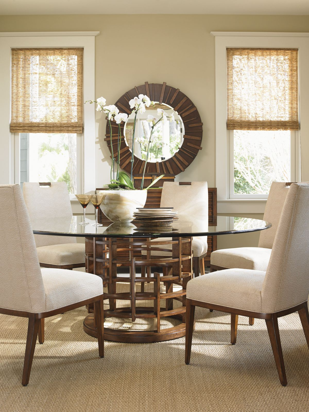 Island Fusion Coles Bay Side Chair Lexington Home Brands