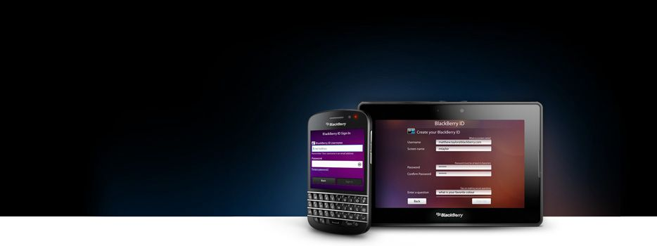 Blackberry Id Blackberry Login Sign In To Apps Services Us