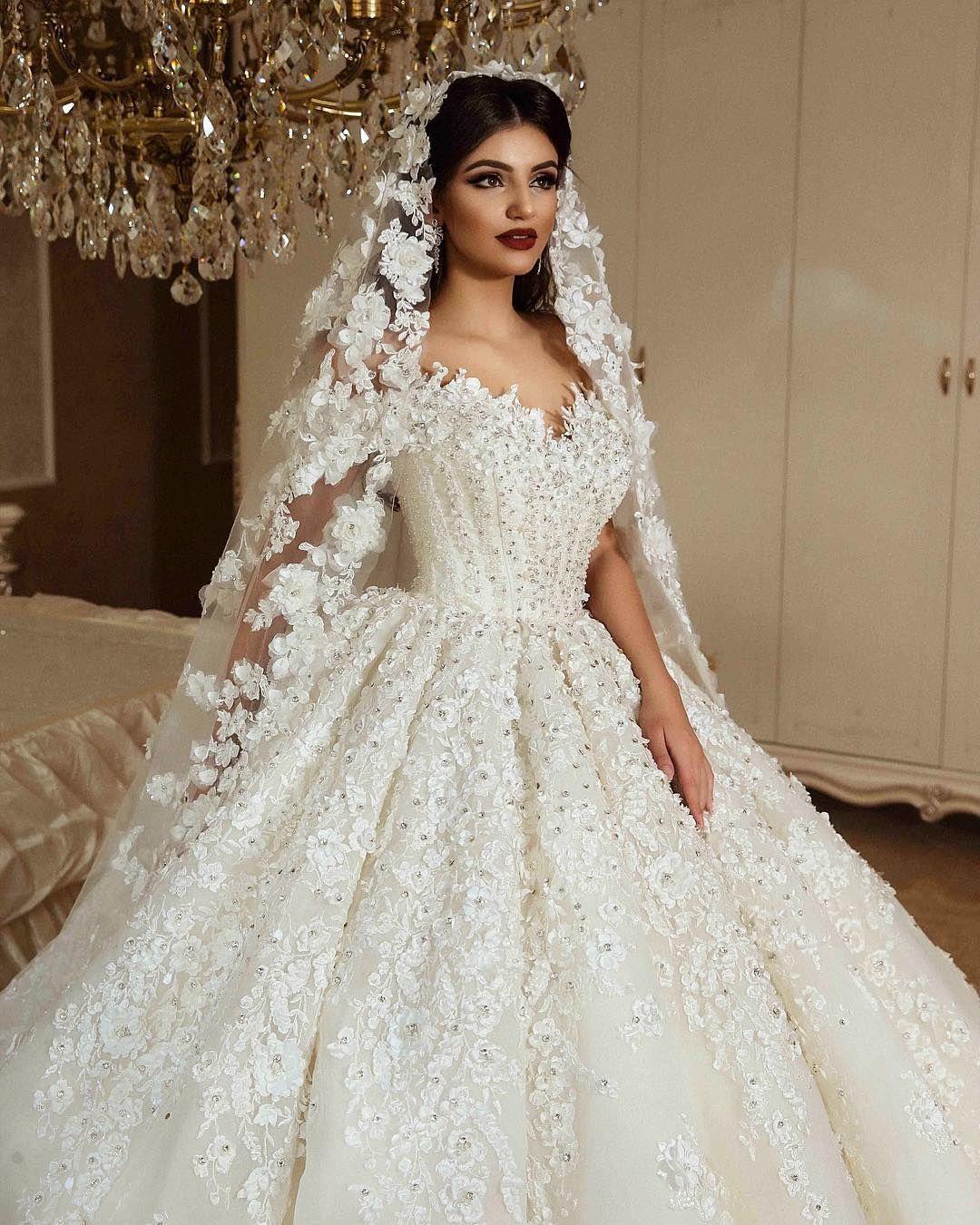 محلات فساتين زفاف في الرياض من الرابط Ball Gowns Wedding Bridal Dresses Dream Wedding Dresses
