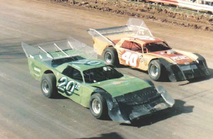 Vintage Wedge Dirt Late Models Dirt Late Models Dirt Track Cars