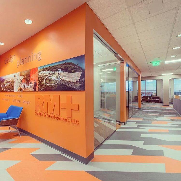 metallix mixed materials patcraft rm design firm office orlando
