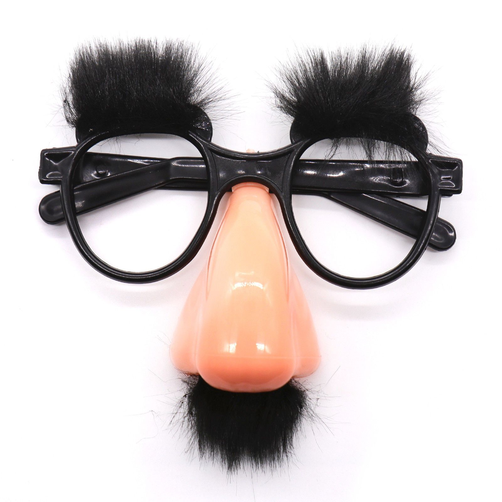Novelty Big Nose Old Man Sunglasses Funny Party Photo Props Kids Adults