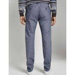 Photo of Tom Tailor Pantaloni da uomo Travis Slim, blu, tinta unita, taglia 38/34 Tom TailorTom Tailor