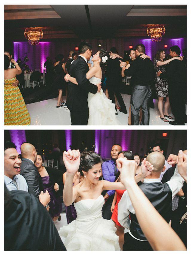 Love The Dark Purple Lighting By Elevated Pulse Wedding Boston Purple Lighting Wedding Dj