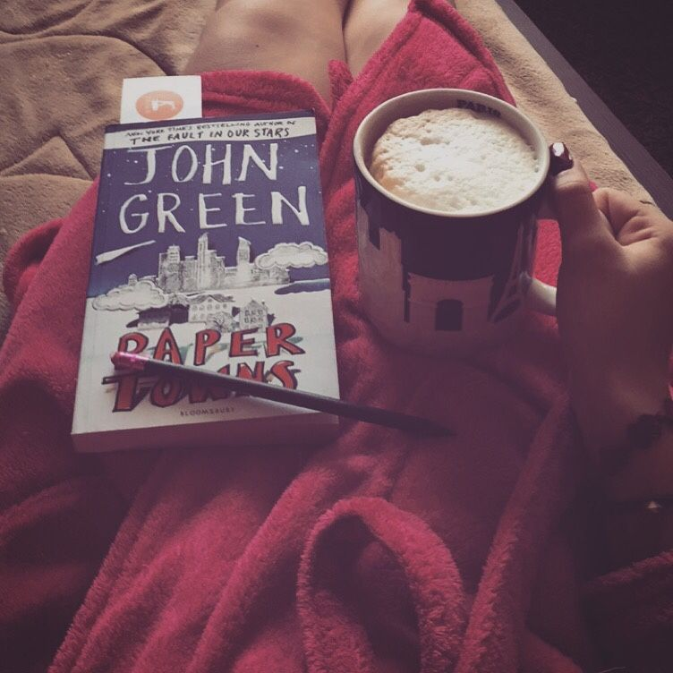 coffee & Paper Towns
