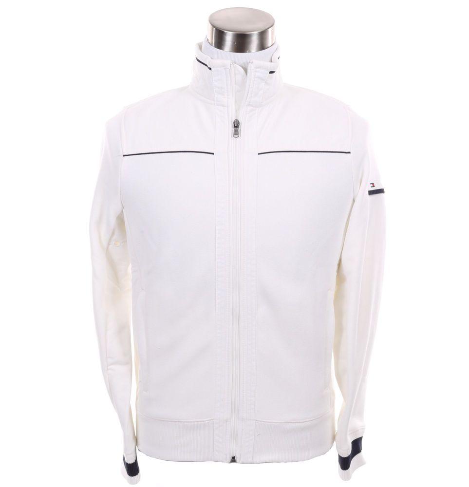 Tommy Hilfiger Men Yacht Rain Wind Fleece Full Zip Jacket Outer Coat 0 Ship Tommy Hilfiger Man Jackets Zip Jackets [ 1000 x 963 Pixel ]