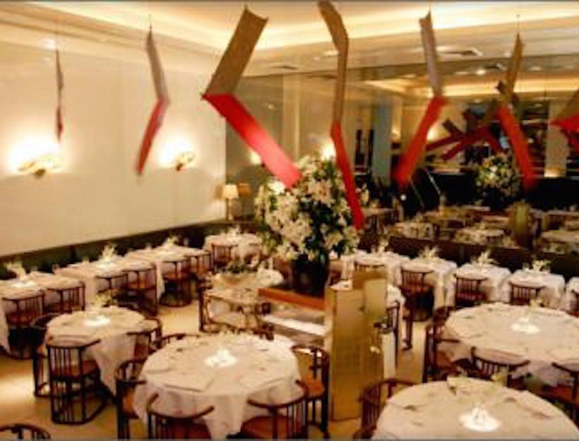 The Midtown Manhattan Guide Goop Mr Chow Restaurant New York Nyc Restaurants