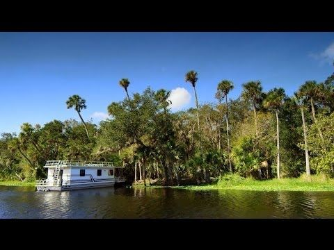 Youtube Intracoastal Waterway House Boat River Boat