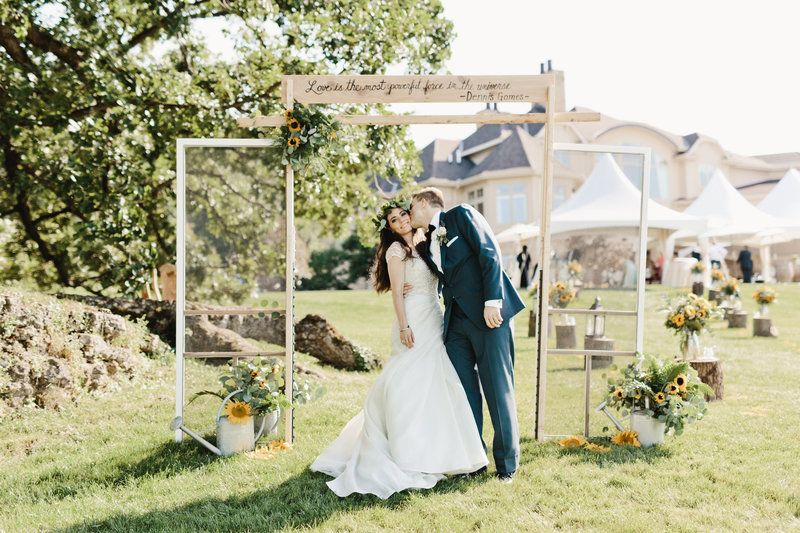 Iowa Wedding Midwest Meets Design Farm Wedding In 2020 Wedding Event Planning Farm Wedding Bride To Be Sash