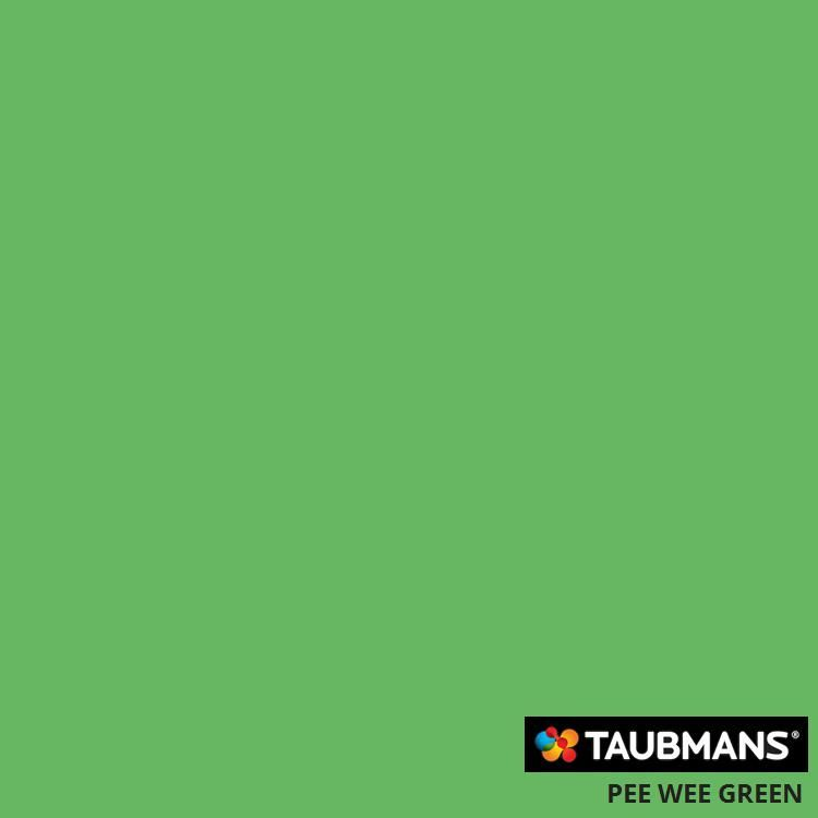 Taubmans Australia Colour: Pee Wee Green T94-8 | Color | Pinterest