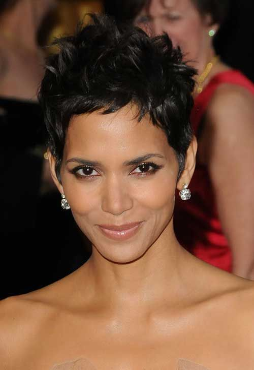 Awesome 20 Top Halle Berry Pixie Cuts Haare Pinterest