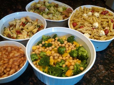BBQ Side dishes!