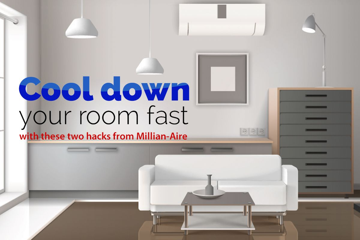 How To Cool Down A Room Fast