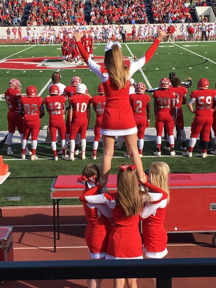 Sweetwater High School Cheerleaders Will Host A Mustang Pep Rally