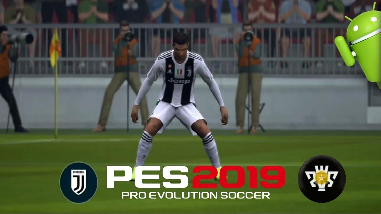 Pes 2019 Apk Obb Patch Android Download Evolution Soccer Pro Evolution Soccer Android Game Apps