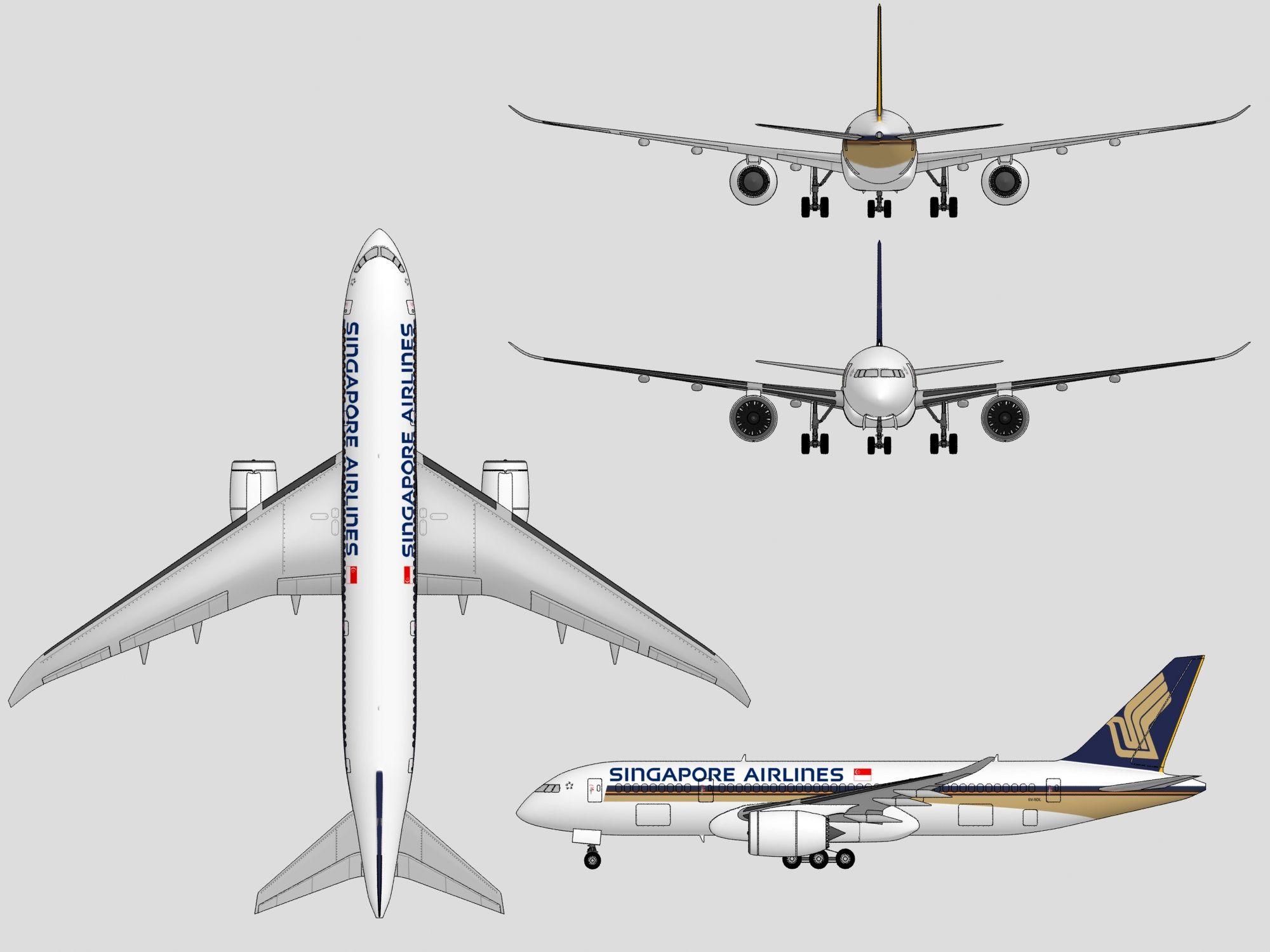 Boeing 787 plane blueprints pinterest boeing 787 dreamliner boeing 787 malvernweather Images