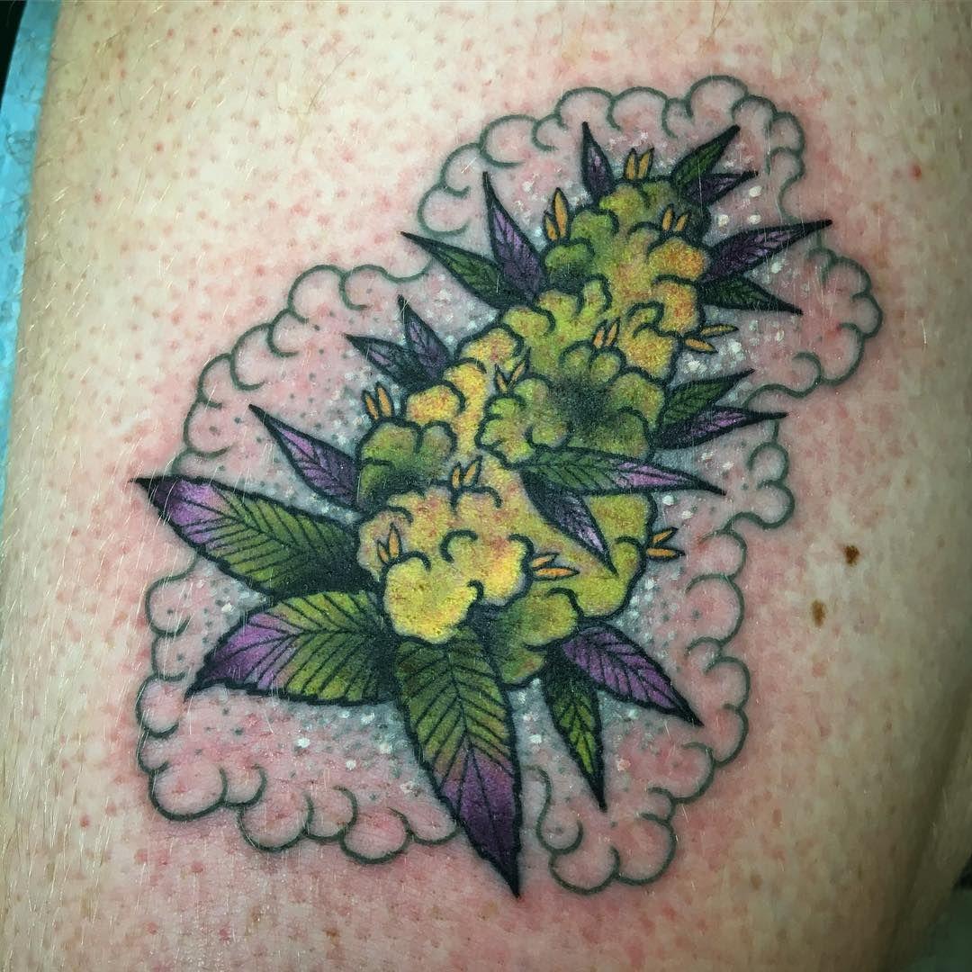 Pin by PlantingPot.com on ganja tattoo   Pinterest   Tattoo, Tatting ...