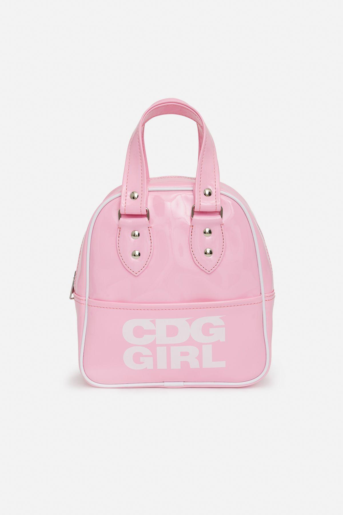 222e842cff0b Comme des Garcons Girl CDG GIRL Logo Hand Bag - WOMEN - Comme des Garcons  Girl - OPENING CEREMONY