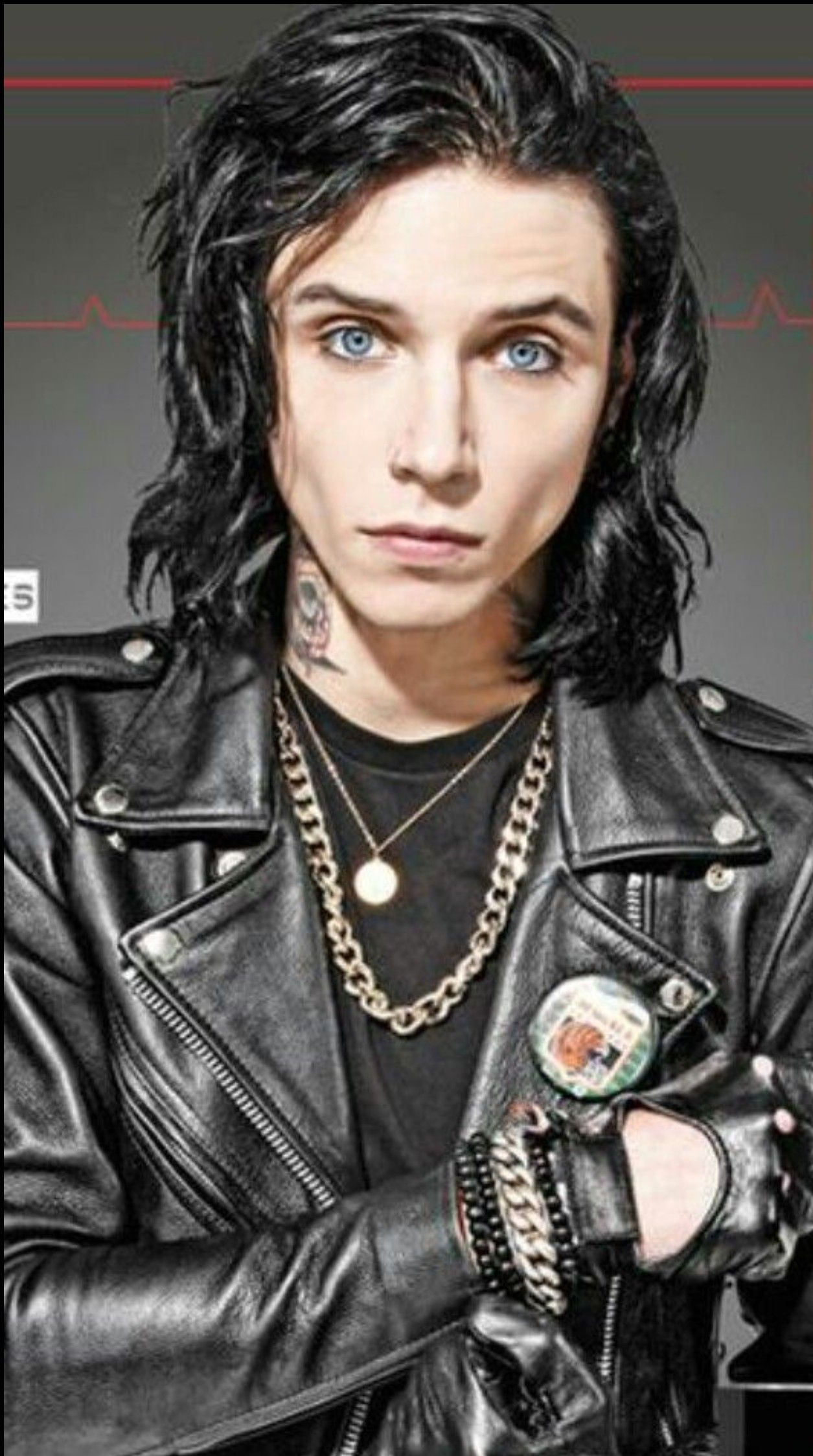 One Of My Favorite Pictures Black Veil Brides In 2019 Andy