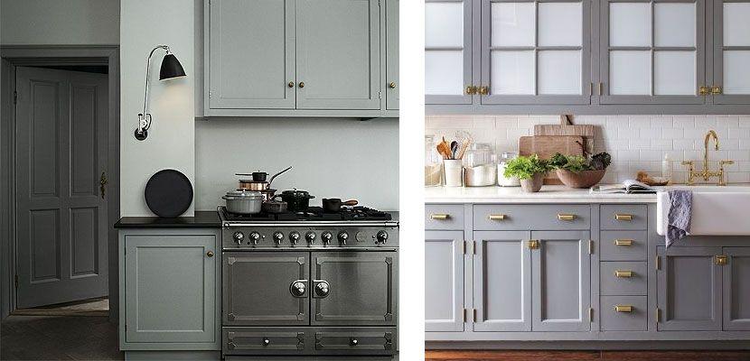 muebles de cocina en gris - Buscar con Google | Cocinas / Kitchens ...