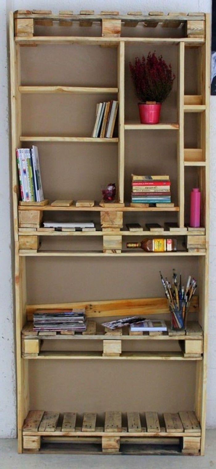 ▷ 1001+ ideas para hacer muebles con palets fáciles | Muebles ...