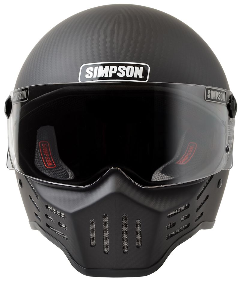 M30 Bandit Motorcycle Helmet: Simpson Race Products | V ...