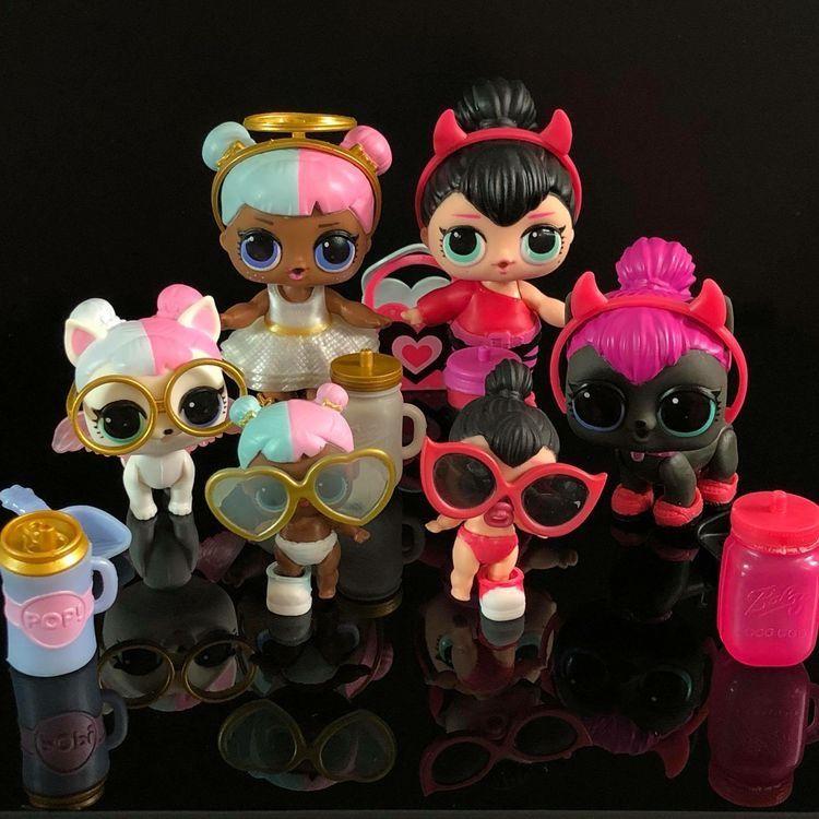 series 2 toys LOL SURPRISE Dolls Glam Glitter Sugar L.O.L