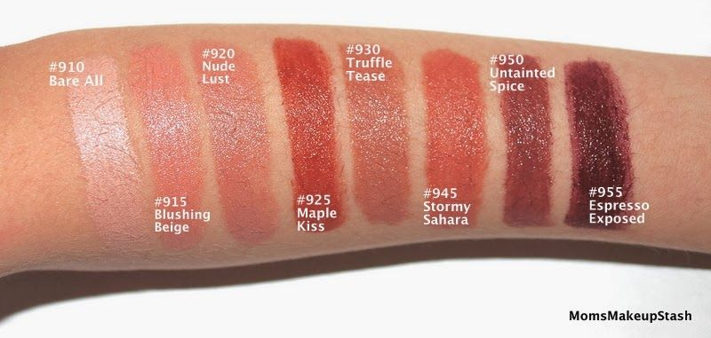 Color Sensational The Buffs Lipstick by Maybelline #18