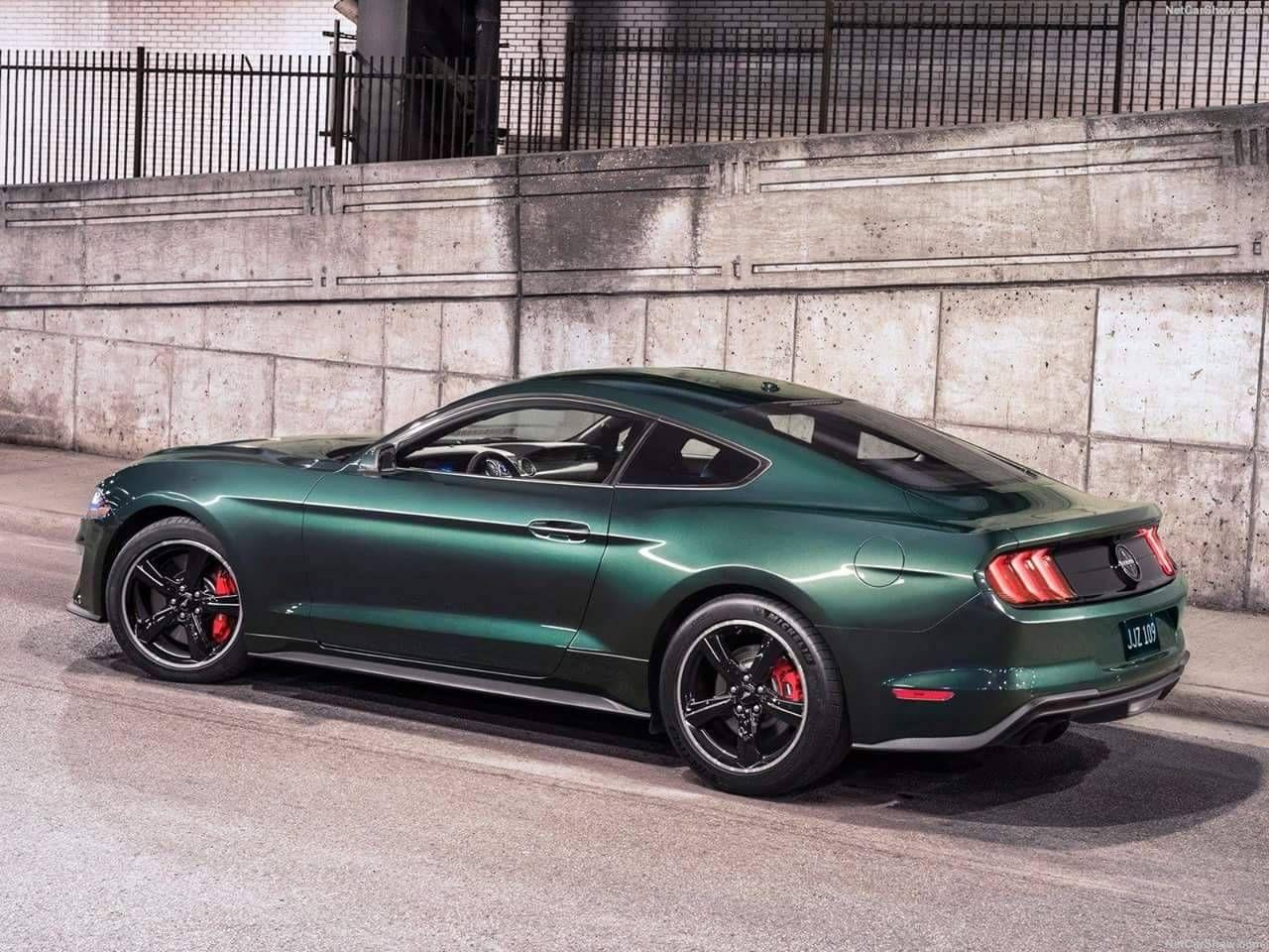 2019 Ford Mustang Bullitt Mustang Bullitt Ford Mustang Bullitt New Ford Mustang