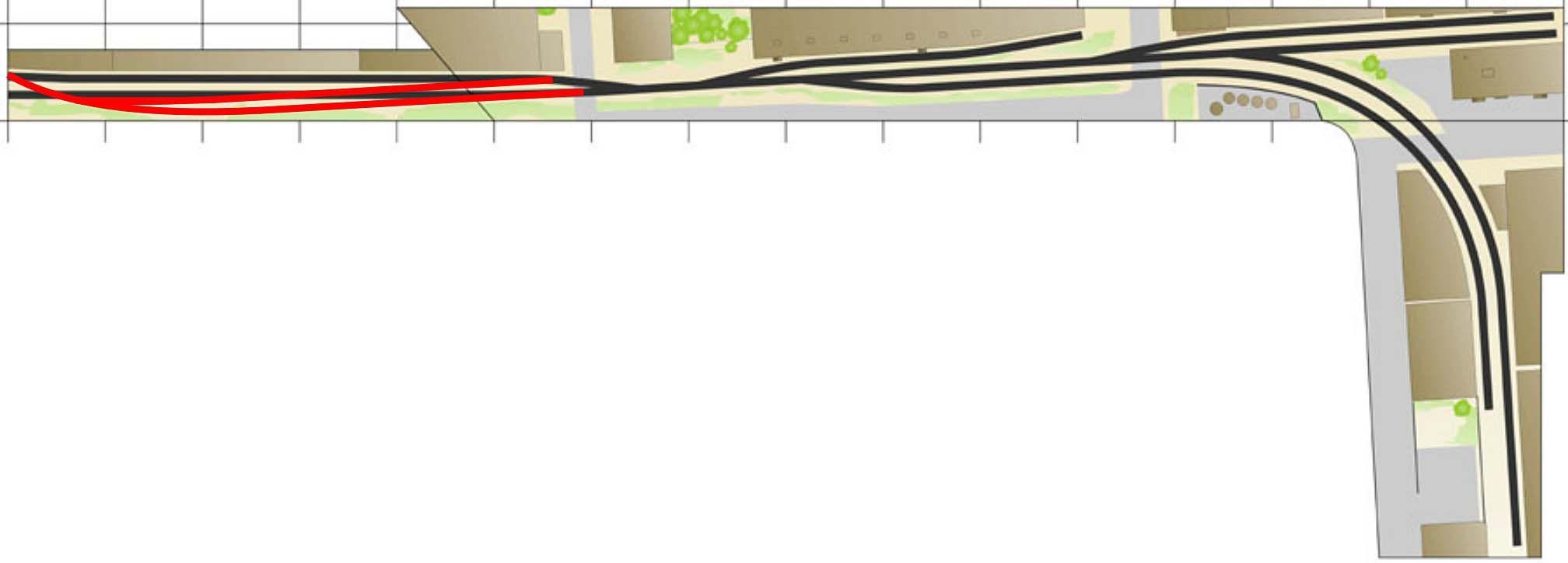Ho Shelf Plan Train Layouts Bing Images Model railway