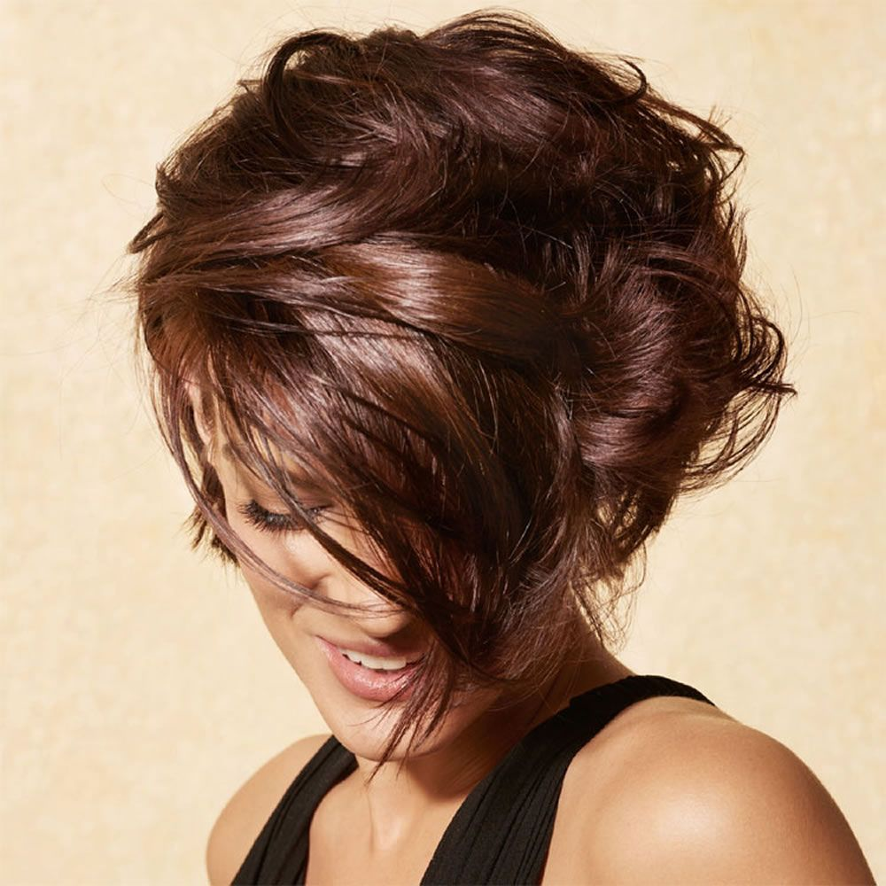 Short pixie hairstyles trend hair colors for springsummer