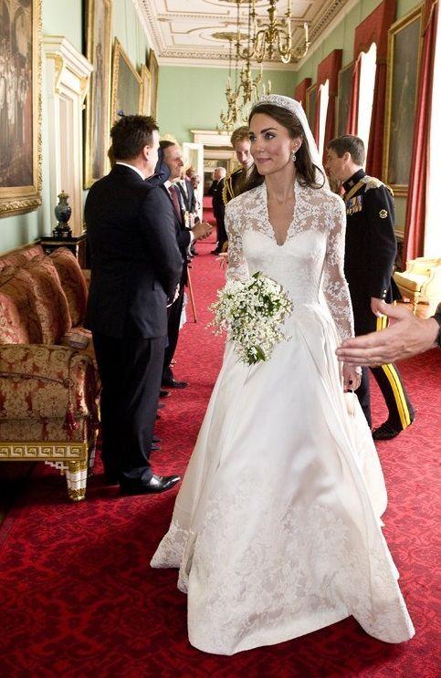 Boda Del Príncipe Guillermo De Inglaterra Y Kate Middleton Vestido De Novia De Kate Middleton Vestidos De Novia Princesa Novia Princesa
