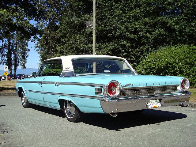 1963 Ford Galaxie 500 4 Door Hardtop By Custom Cab Via Flickr