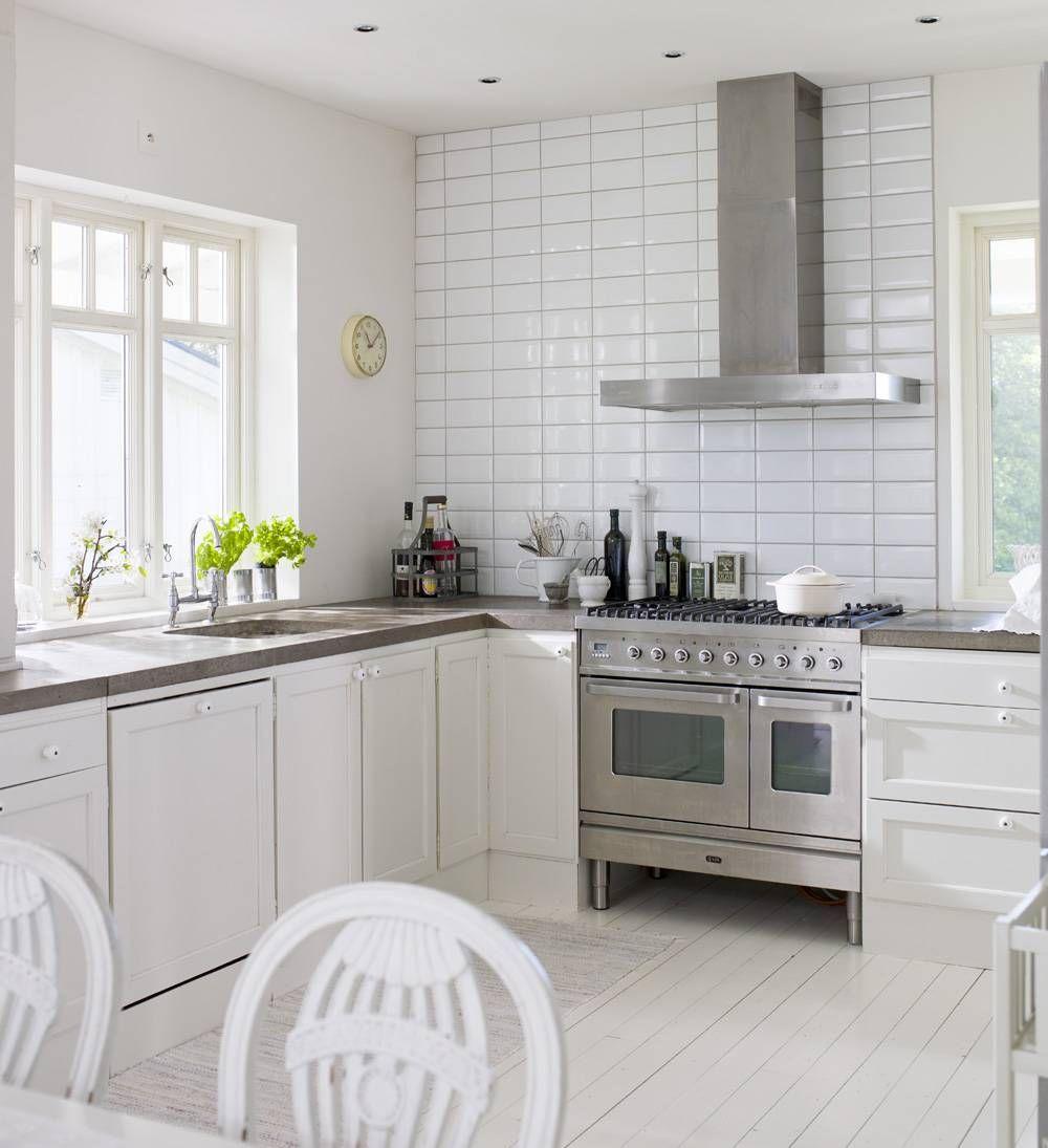 Kitchen Cabinets Pinterest: White Kitchen
