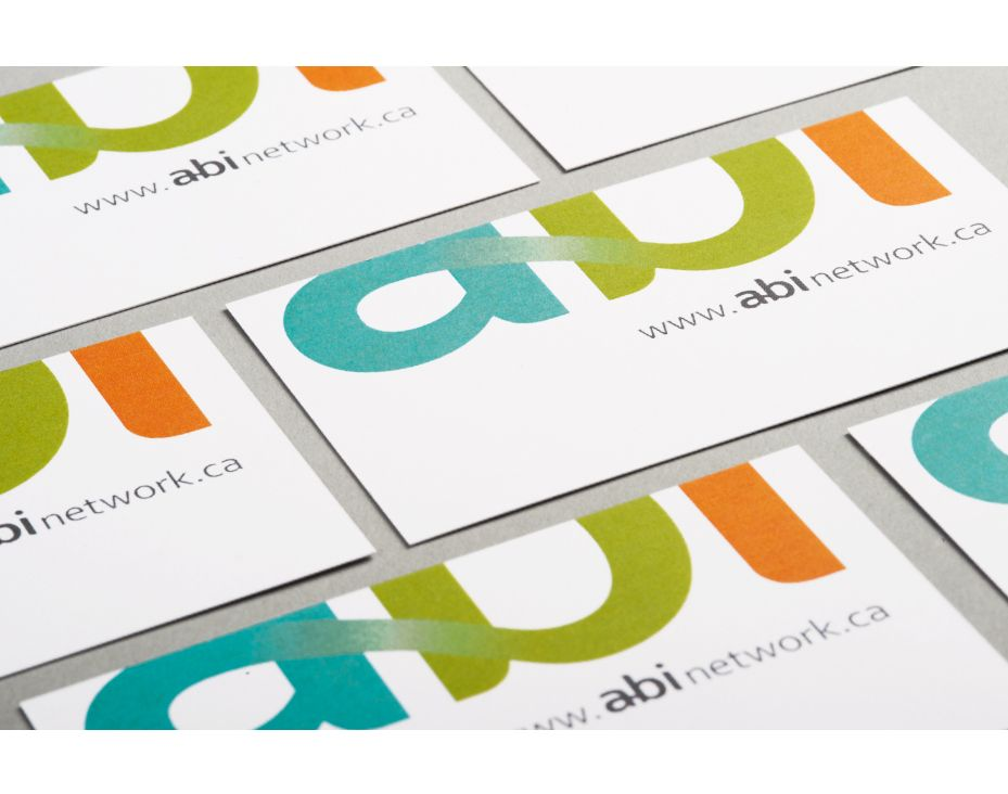 Toronto ABI Network - design by gravity