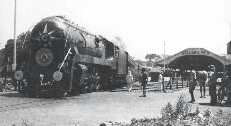 Image result for Bombay(Mumbai) BALLARD PIER RAILWAY STATION