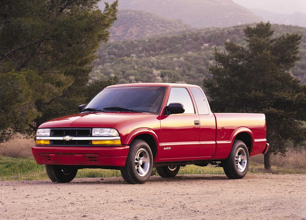 2001 Chevrolet S 10