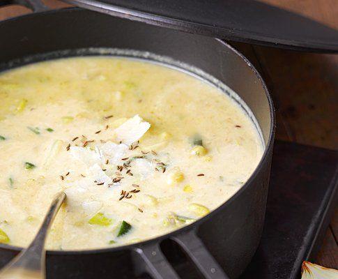 Suppen rezepte lauch