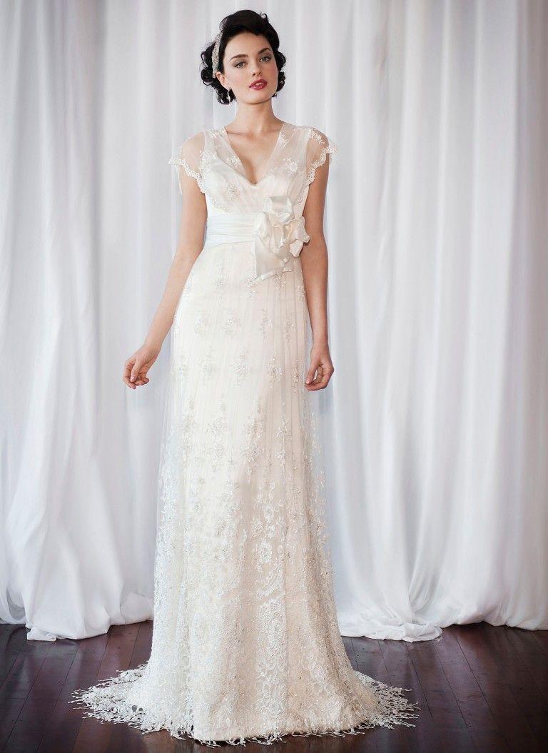 Vintage Wedding Dress 1 768x1055 Jpg Jpeg Afbeelding 768 1055 Pixels Geschaal Lace Wedding Dress Vintage Vintage Wedding Dress Designers Wedding Dresses