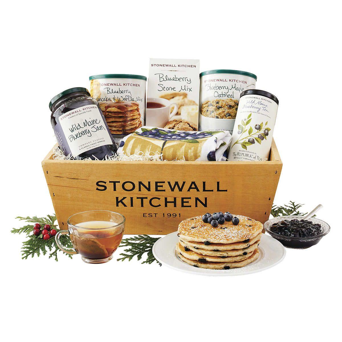 Stonewall Kitchen Blueberry Jam Costco