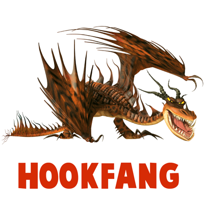 How To Draw Hookfang From How To Train Your Dragon 2 Easy Steps