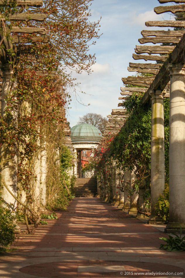 Secret Garden: London, Geheime Gärten