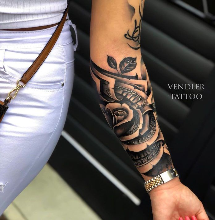 40++ Tattoo avant bras femme inspirations
