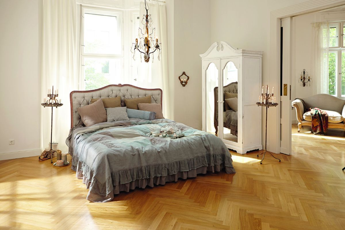 Schlafzimmer französisch ~ Barock trifft französischen landhausstil schlafzimmer im altbau