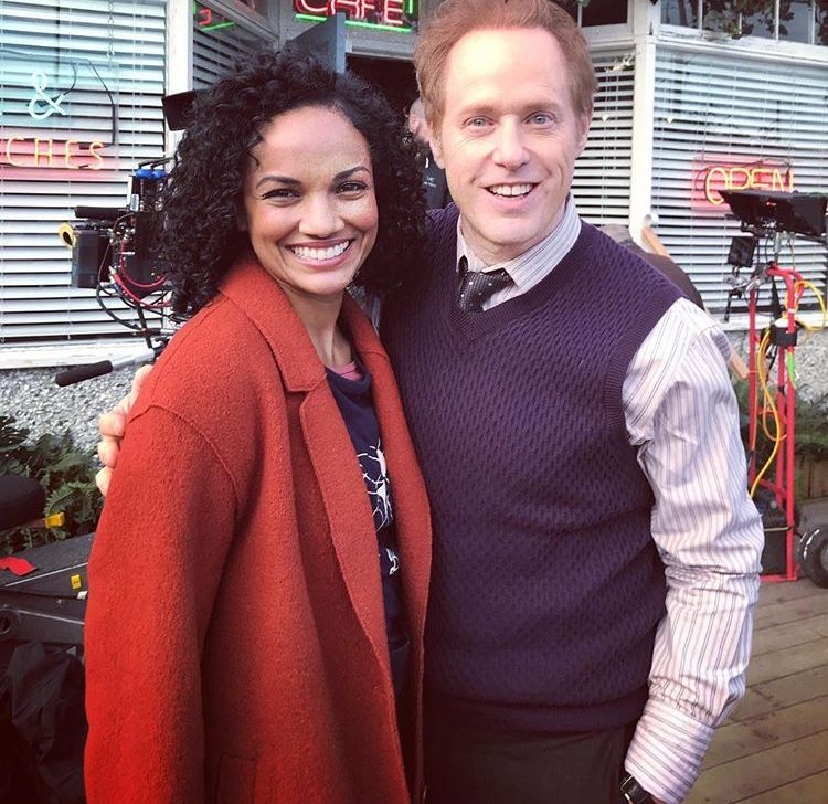 Mekia and Raphael Once upon a time, Dc legends of