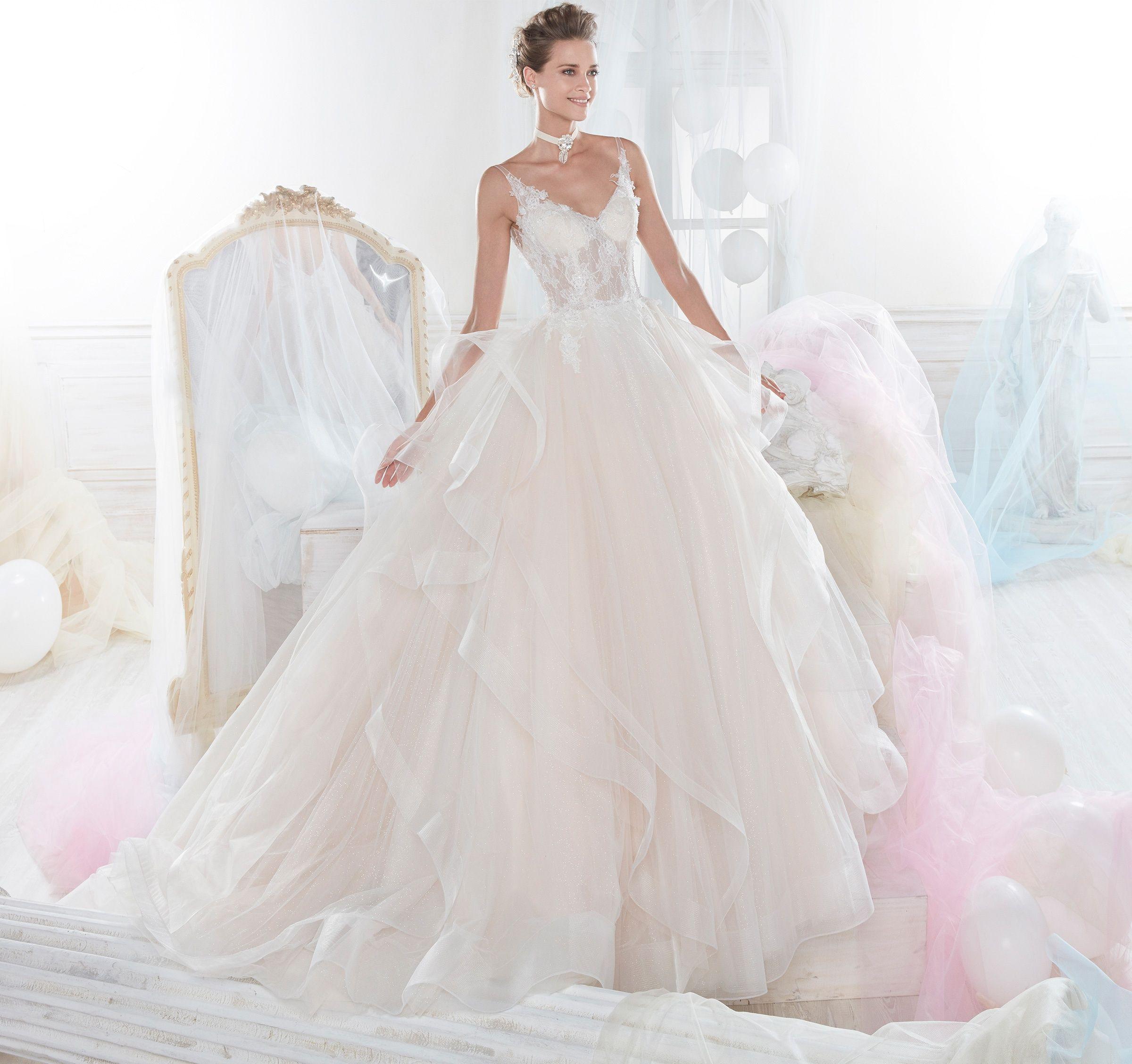 Nicole bridal collection niab wedding dress nicole at