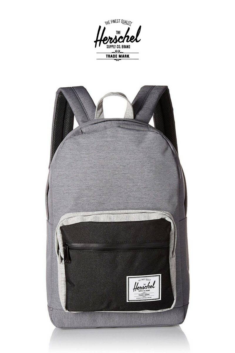 5b77c1fb1 Herschel Supply Co - Pop Quiz Backpack | Grey Crosshatch | Click for Price  and More | Backpack Ideas | Backpack Fashion | Backpack Styles | Bag Styles  ...