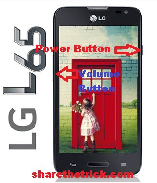 LG L65 (D280N) Hard Reset to Remove Pattern
