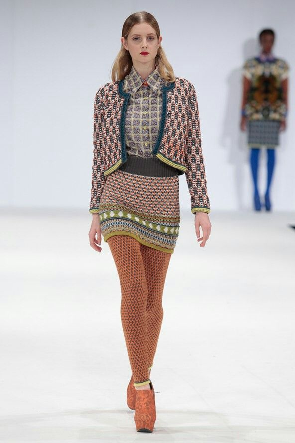 Thea Sanders Nottingham Trent University Knitwear Fashion Design Knit Fashion Knitwear Fashion